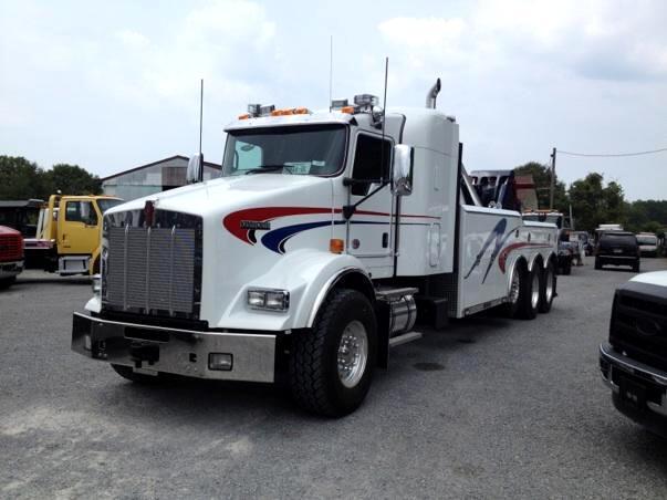 2013 Kenworth T800 36007