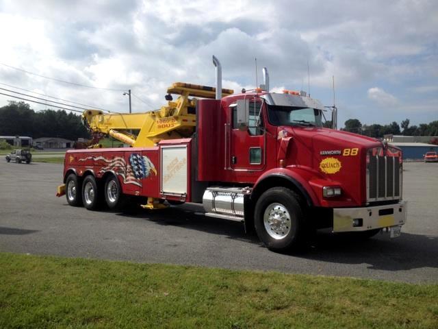 2004 Kenworth T800 -