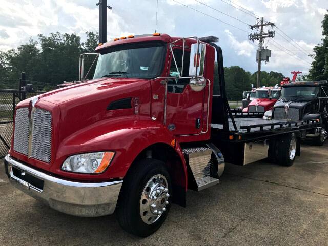 2018 Kenworth T3 Series
