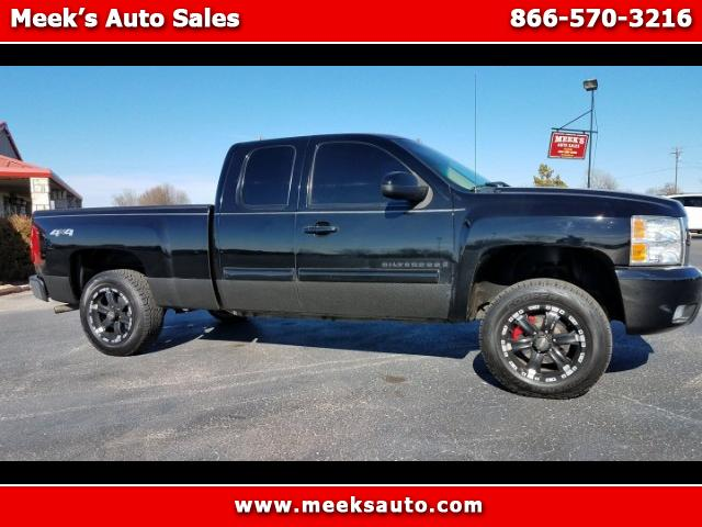 2009 Chevrolet Silverado 1500 LTZ Ext. Cab Short Box 4WD