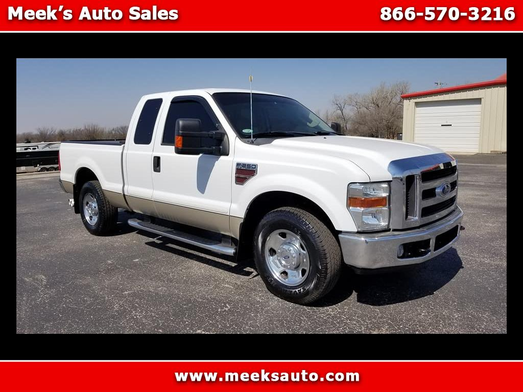 2008 Ford F-250 SD XLT SuperCab 2WD