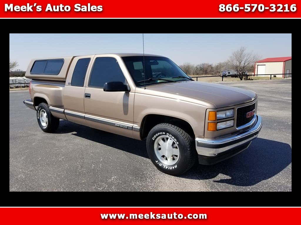 1996 GMC Sierra C/K 1500 Club Coupe 6.5-ft. Bed 2WD