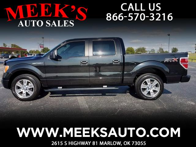 2014 Ford F-150 SXT SuperCrew 5.5-ft, Bed 2WD
