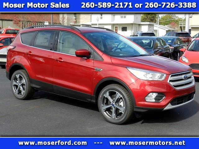 2018 Ford Escape SEL 4WD