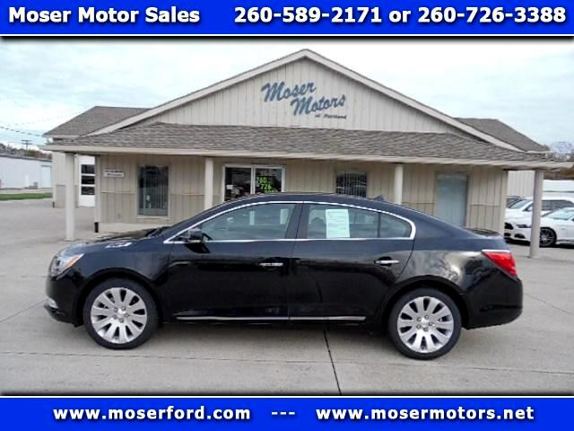 2014 Buick LaCrosse Leather Package AWD