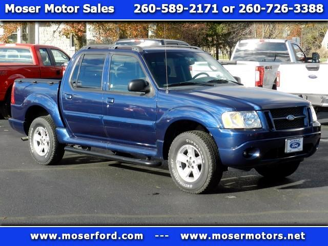 2005 Ford Explorer Sport Trac XLT 2WD