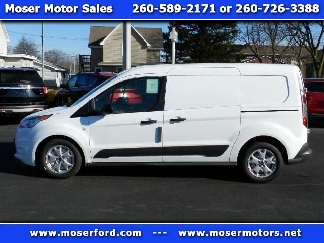 2018 Ford Transit Connect Cargo Van XLT LWB w/Rear Liftgate