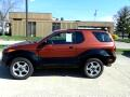 2001 Isuzu VehiCROSS