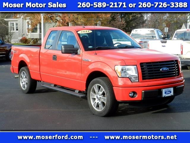 2014 Ford F-150 STX SuperCab 2WD