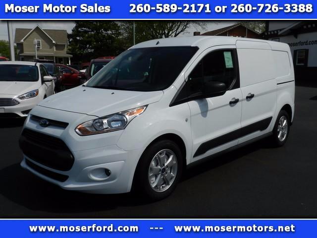 2017 Ford Transit Connect Cargo Van XLT LWB w/Rear Liftgate