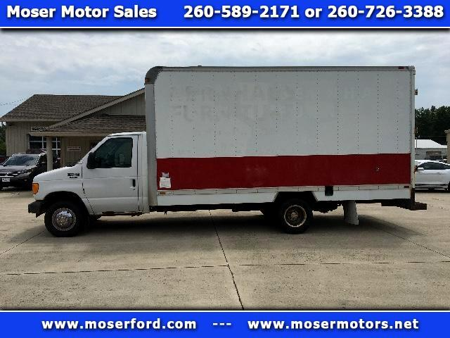 2003 Ford Econoline E-450 Super Duty