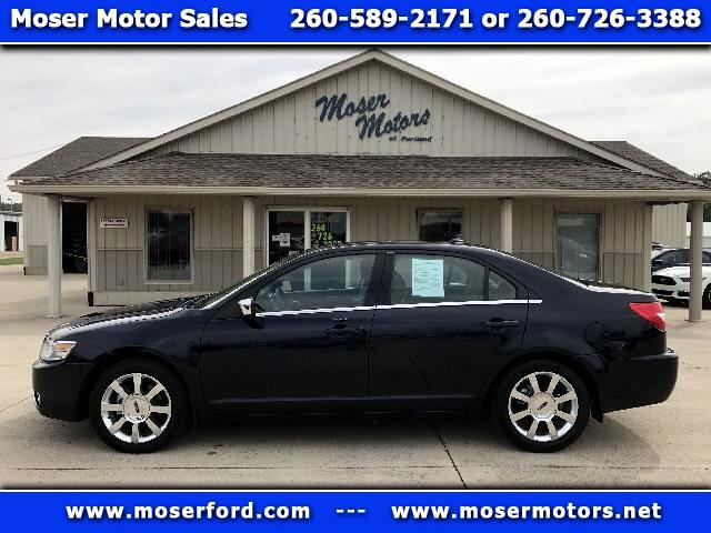 2009 Lincoln MKZ FWD