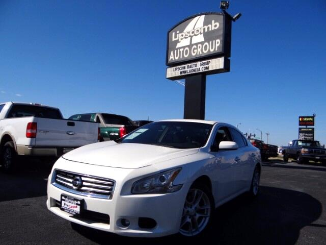 2012 Nissan Maxima 4dr Sdn 3.5 S