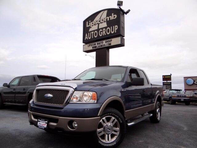 2006 Ford F-150 Lariat SuperCab 4WD