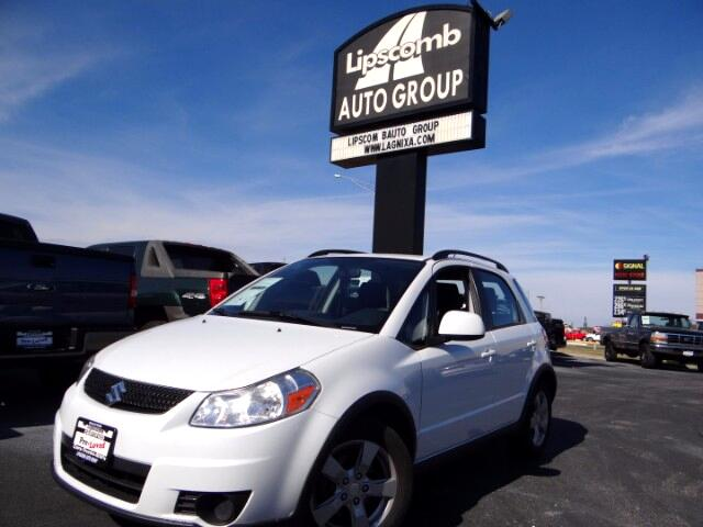 2012 Suzuki SX4 Crossover Base AWD