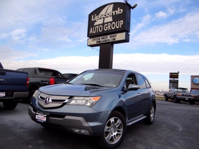 2007 Acura MDX SH-AWD 6-Spd AT w/Tech and Entertainment Package