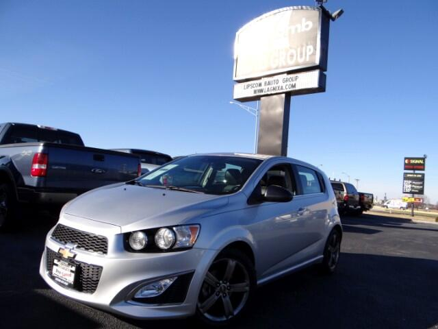 2014 Chevrolet Sonic RS Auto 5-Door