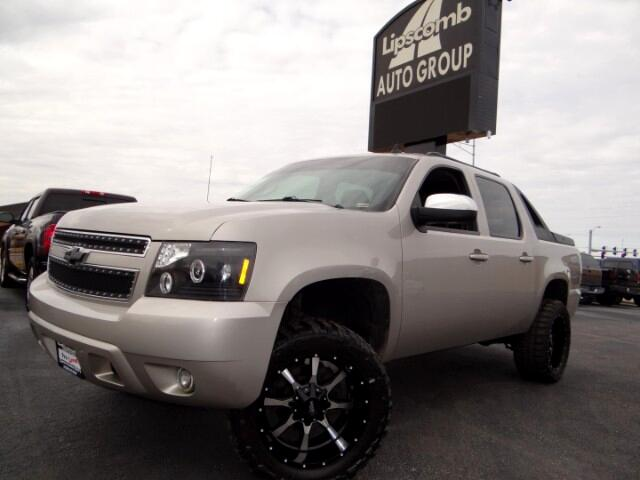 2008 Chevrolet Avalanche LS 4WD