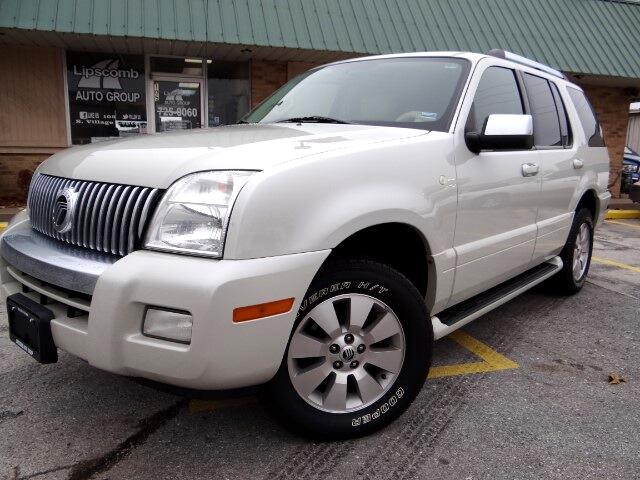 2006 Mercury Mountaineer Premier 4.6L AWD