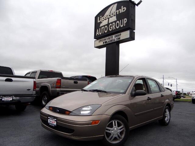 2003 Ford Focus SE Comfort w/ Zetec