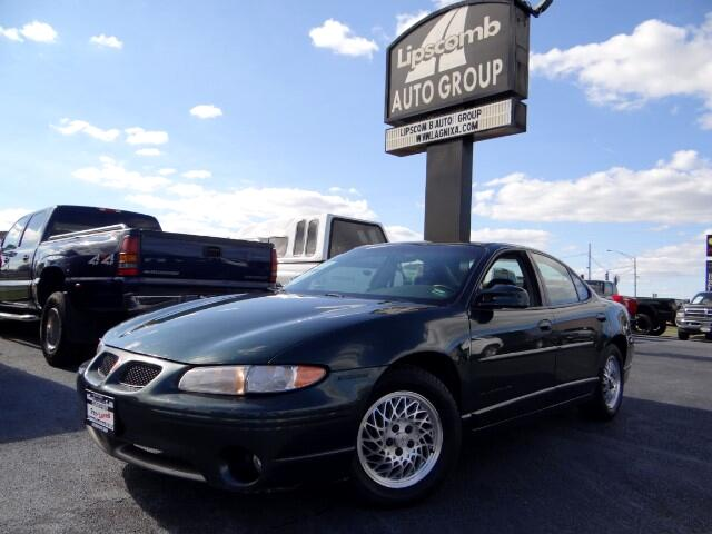1999 Pontiac Grand Prix GT sedan