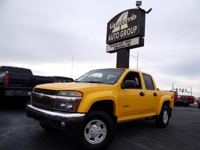 2004 Chevrolet Colorado Z71 Crew Cab 2WD Short Box