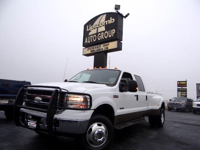 2005 Ford F-350 SD Lariat Crew Cab Long Bed DRW 4WD