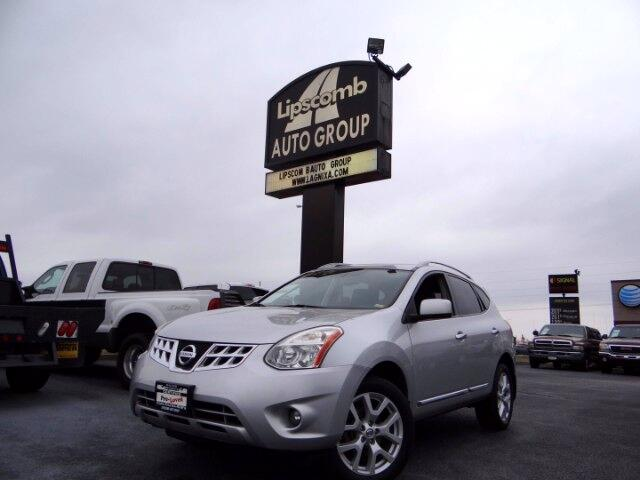 2011 Nissan Rogue S AWD Krom Edition
