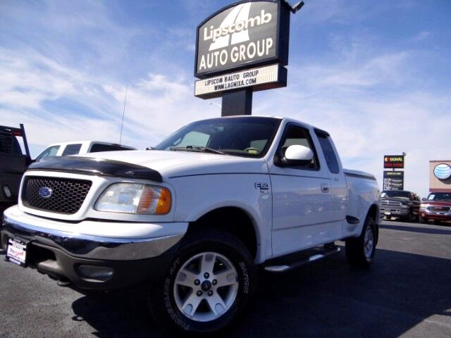 2002 Ford F-150 XL SuperCab Flareside 4WD