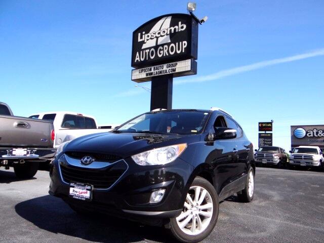 2010 Hyundai Tucson GLS AWD
