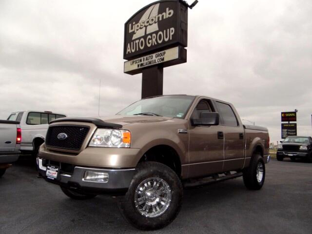 2005 Ford F-150 XLT 4x4 SuperCrew