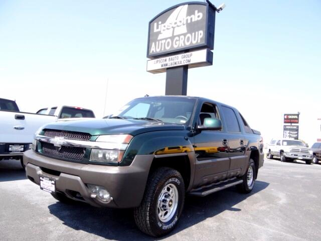 2003 Chevrolet Avalanche 2500 4WD