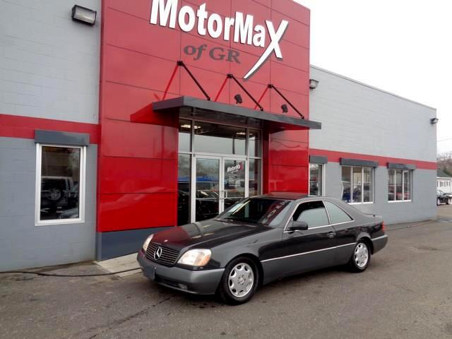 1994 Mercedes-Benz S-Class S500 coupe