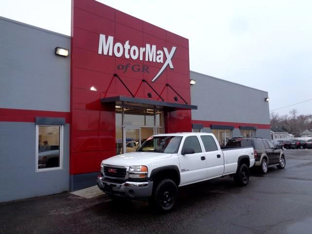 2005 GMC Sierra 2500HD Crew Cab Long Bed 4WD