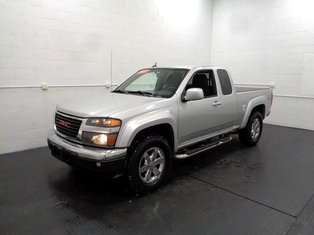 2011 GMC Canyon SLT Ext. Cab 4WD