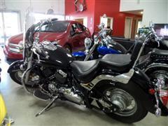 2008 Yamaha XVS650