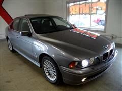 2003 BMW 540i