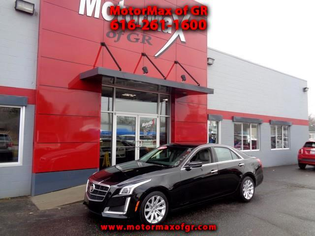 2014 Cadillac CTS 2.0L Turbo AWD