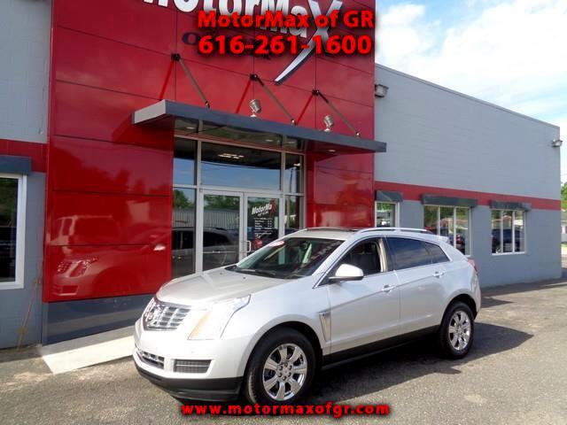 2014 Cadillac SRX Luxury Collection AWD