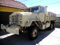 1983 AM General M923 6x6 Drop Side Cargo Truck