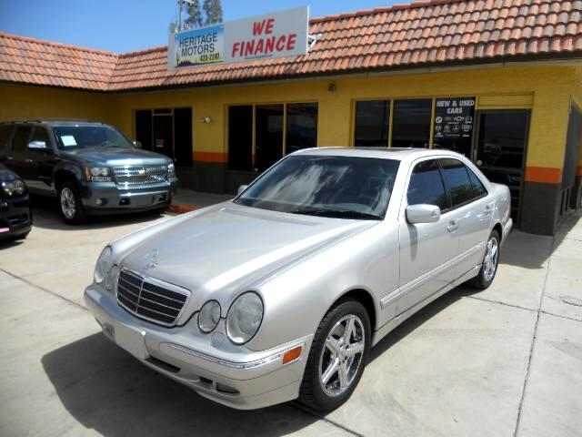 2002 Mercedes-Benz E-Class