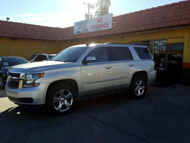 Used 2015 chevrolet tahoe lt 2wd for sale in casa grande for Heritage motors casa grande florence
