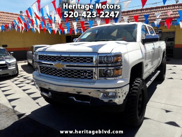 "2014 Chevrolet Silverado 1500 4WD Crew Cab 153.0"" LTZ w/1LZ"