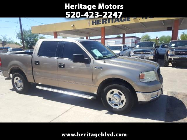 "2004 Ford F-150 2WD SuperCrew 139"" XLT"