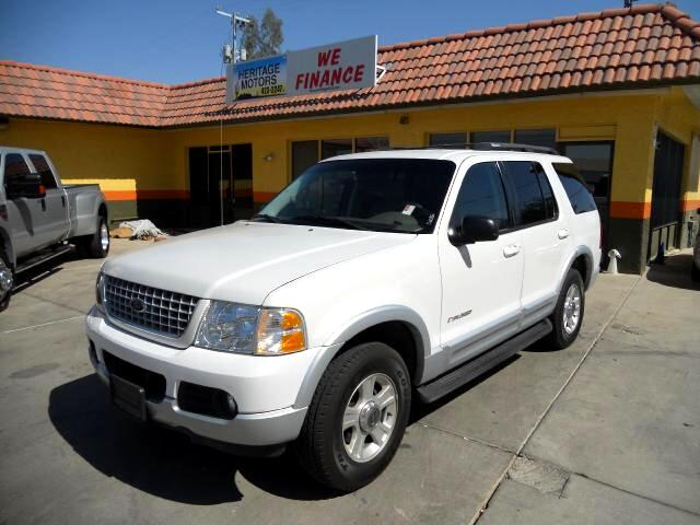 2002 Ford Explorer Limited 2WD