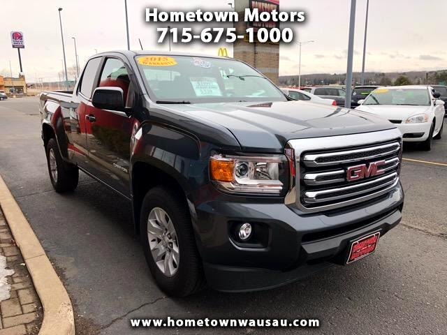 2015 GMC Canyon SLE Ext. Cab 2WD