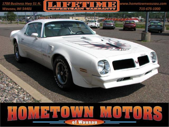 1976 Pontiac Trans Am 37978
