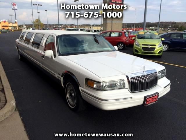 1997 Lincoln Town Car Executive Limo