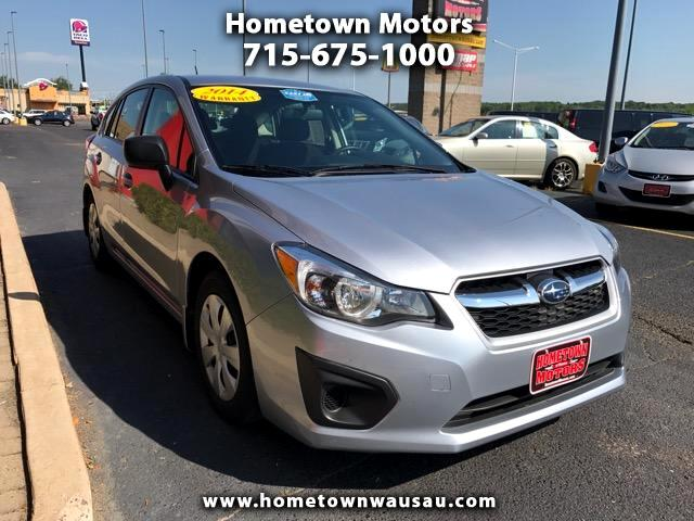 2014 Subaru Impreza Base 5-Door