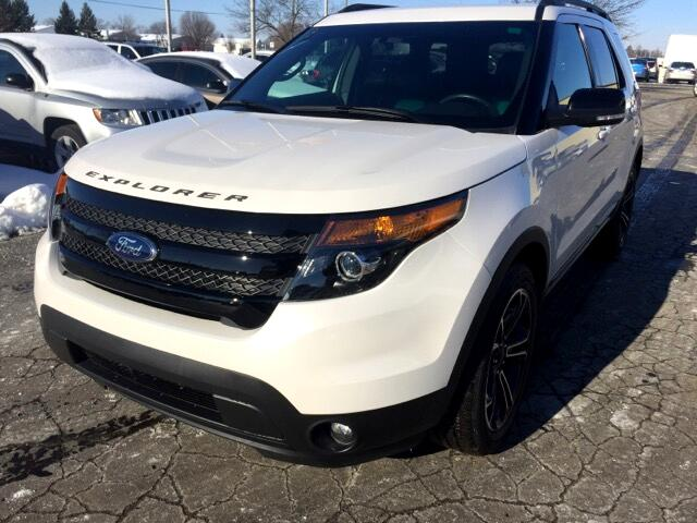 used 2015 ford explorer sport 4wd for sale in belleville mi 48111 fox auto parts. Black Bedroom Furniture Sets. Home Design Ideas